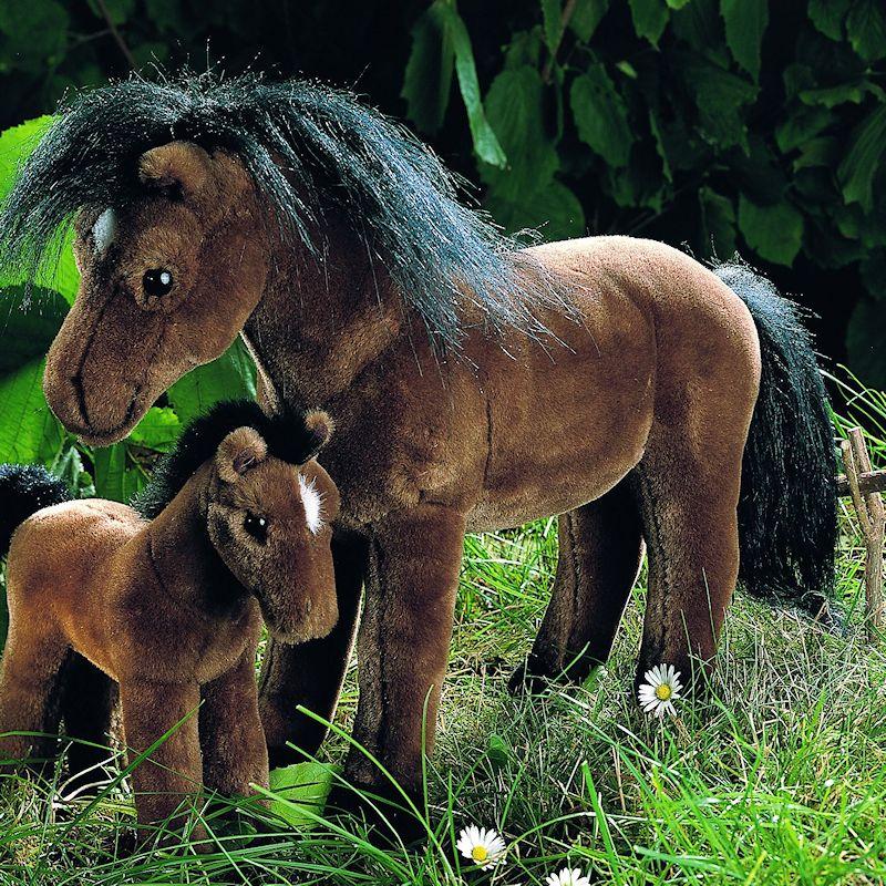 Kosen Usa 3340 Diamond Brown Riding Horse