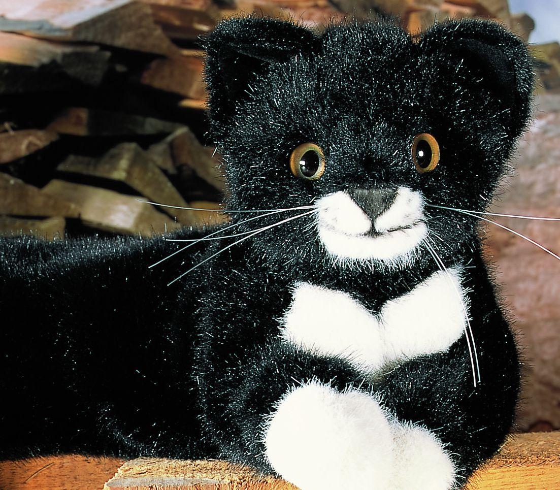 Kosen Usa 5470 Fini Black White Cat